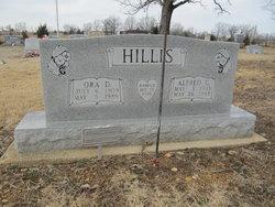 Alfred G Hillis