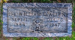 Dr William G. Allen