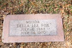 Della Lee <I>Boykin</I> Fox