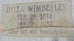 Della <I>Yates</I> Wimberley