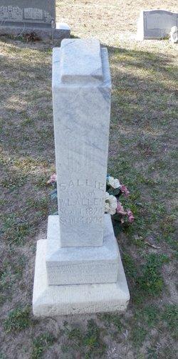 Sallie <I>Arnold</I> Allen