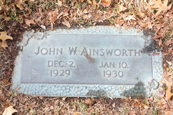 John Wesley Ainsworth