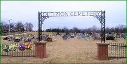 Old Zion Methodist Church Cemetery
