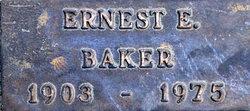 Ernest Everett Baker