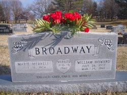 Delia Marie <I>Merrell</I> Broadway