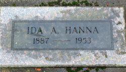 Ida A. <I>Kaidera</I> Hanna