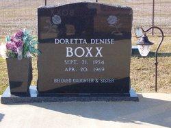 Doretta Denise Boxx