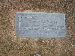 Jennie M Ayres