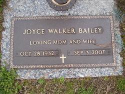 Joyce Walker Bailey