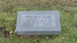 Marion D Doub