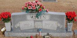 Daisy Dean <I>Forman</I> Allen