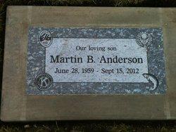 Martin B. Anderson