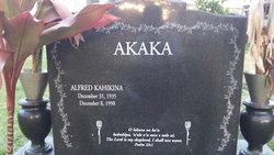 Alfred Kahikina Akaka