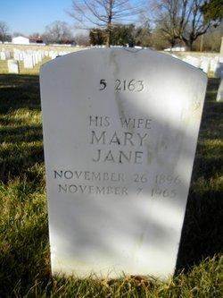 Mary Jane Sims