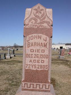 John James Barham