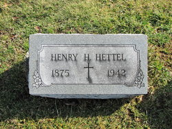 Henry H Hettel