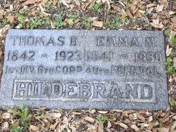 Thomas B Hildebrand
