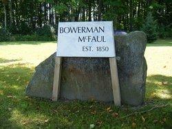 Bowerman McFaul's Cemetery