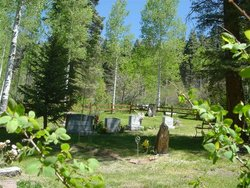 White Ranch Family Cemetery