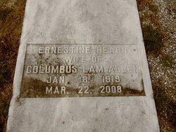 Ernestine <I>Hearn</I> Allen