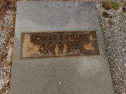 Robert B Wilder