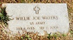Willie Joe Waters