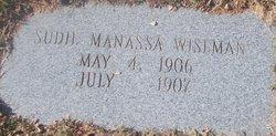 Sudie Manassa Wiseman