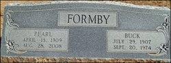 "J William Garland ""Buck"" Formby"