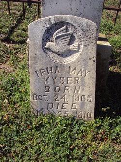 Ipha May Kyser