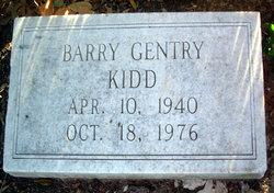 Barry Gentry Kidd