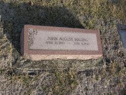 John August Bolling