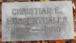 Christian E Morgenthaler
