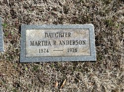 Martha R. Anderson