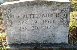 Columbus Franklin Butterworth