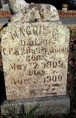 Maggie Christine Butterworth