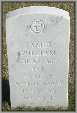 James William Slay, Sr