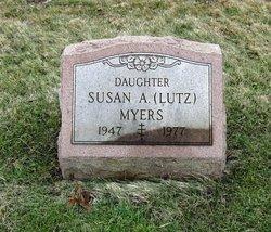 Susan A. <I>Lutz</I> Myers Fraley