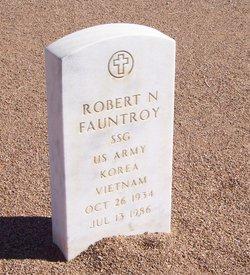 Robert Nathaniel Fauntroy