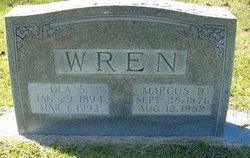 Marcus Dee Wren Sr.