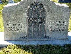 George Lovick Pierce Wren