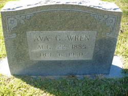 Ava Gertrude Wren