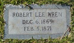 Robert Lee Wren