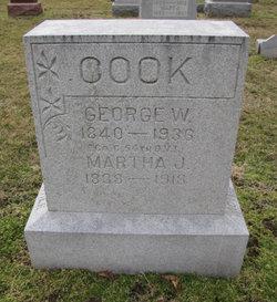 George W Cook