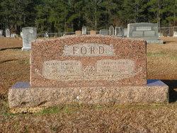 Carrie Ellen <I>Dunn</I> Ford