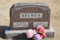 Mabel Pearl <I>Poling</I> Brewer