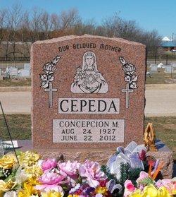 "Concepcion Meno ""Chong"" <I>Lujan</I> Cepeda"