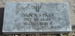 Dan Kremer Sykes