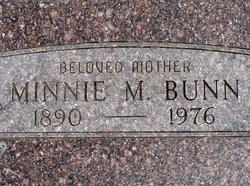 Minnie M. Bunn