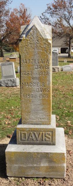 """Margaret S """"Maggie"""" Davis"""