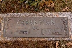 """Myrtle Irene """"Pete"""" <I>Wilson</I> Cornman"""